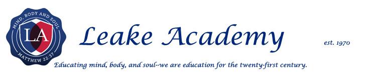 Leake Academy
