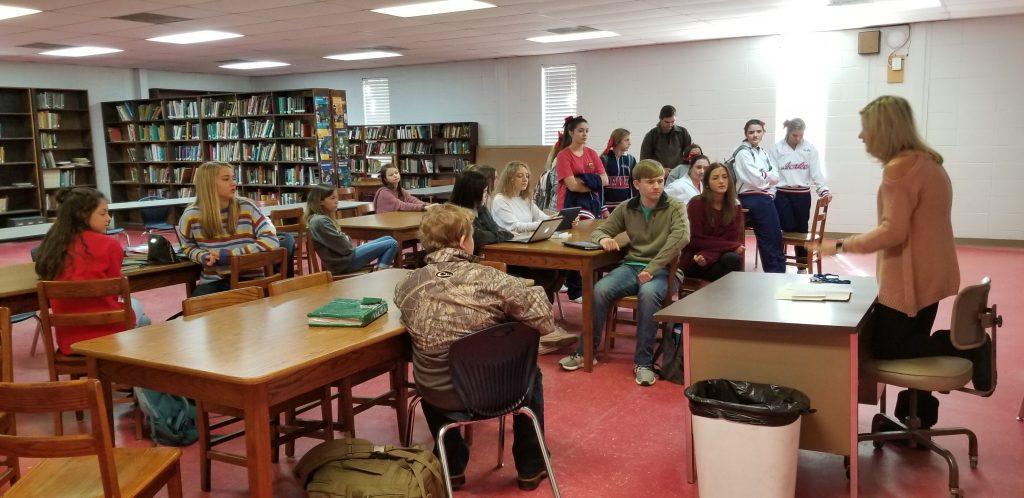 Student Government – <b>Leake Academy</b>